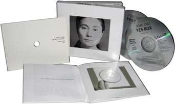 YOKO ONO: Doppel-CD-Box YES BOX