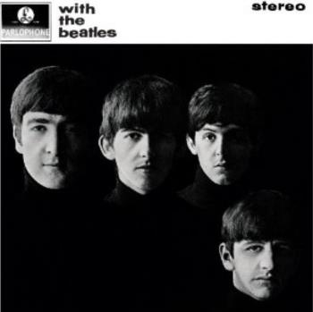 BEATLES: 2012er Stereo-LP WITH THE BEATLES