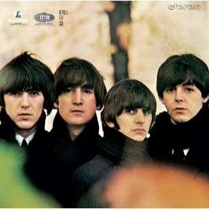 BEATLES: 2012er Stereo-LP BEATLES FOR SALE