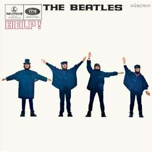 BEATLES: 2012er Stereo-LP HELP!