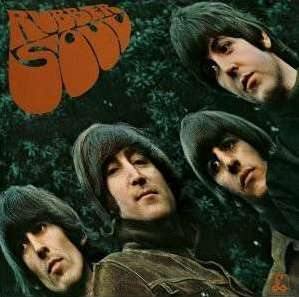 BEATLES: 2012er Stereo-LP RUBBER SOUL