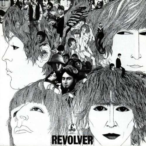 BEATLES: 2012er Stereo-LP REVOLVER