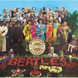 BEATLES: 2012er Stereo-LP SGT. PEPPER'S LONELY ...