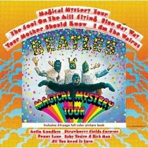 BEATLES: 2012er Stereo-LP MAGICAL MYSTERY TOUR