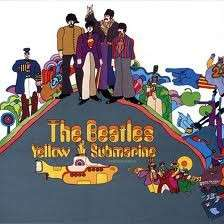 BEATLES: 2012er Stereo-LP YELLOW SUBMARINE