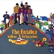 BEATLES: 2012er Stereo-LP YELLOW SUBMARINE
