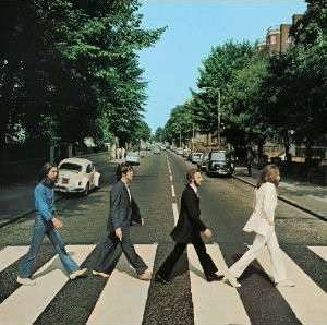 BEATLES: 2012er Stereo-LP ABBEY ROAD