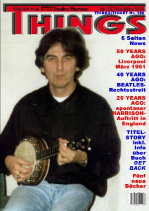 BEATLES: Fan-Magazin THINGS 187