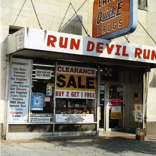 PAUL McCARTNEY: 2011er CD RUN DEVIL RUN