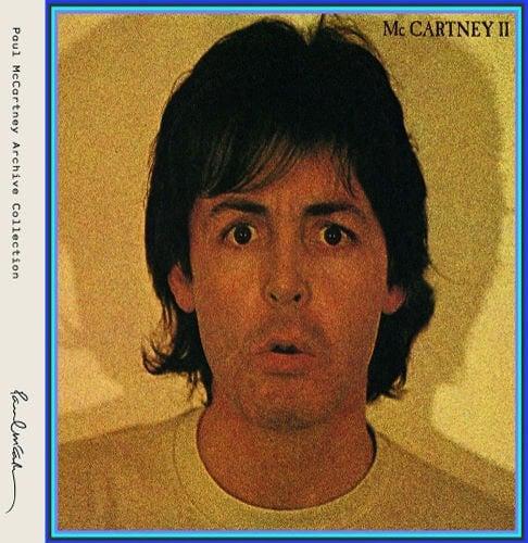 PAUL McCARTNEY: CD McCARTNEY II