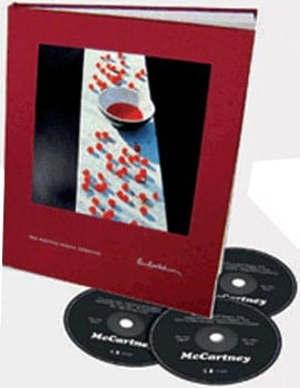 Box (2 CDs, DVD, Buch) McCARTNEY