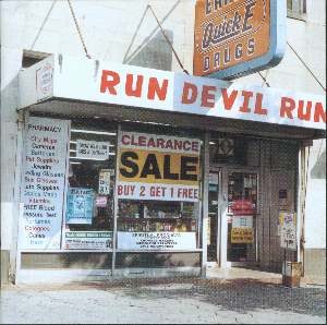 PAUL McCARTNEY: 1999er CD RUN DEVIL RUN