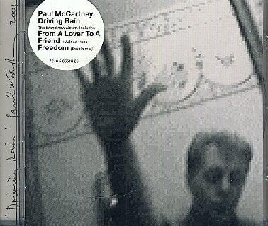 PAUL McCARTNEY: 2001er CD DRIVING RAIN