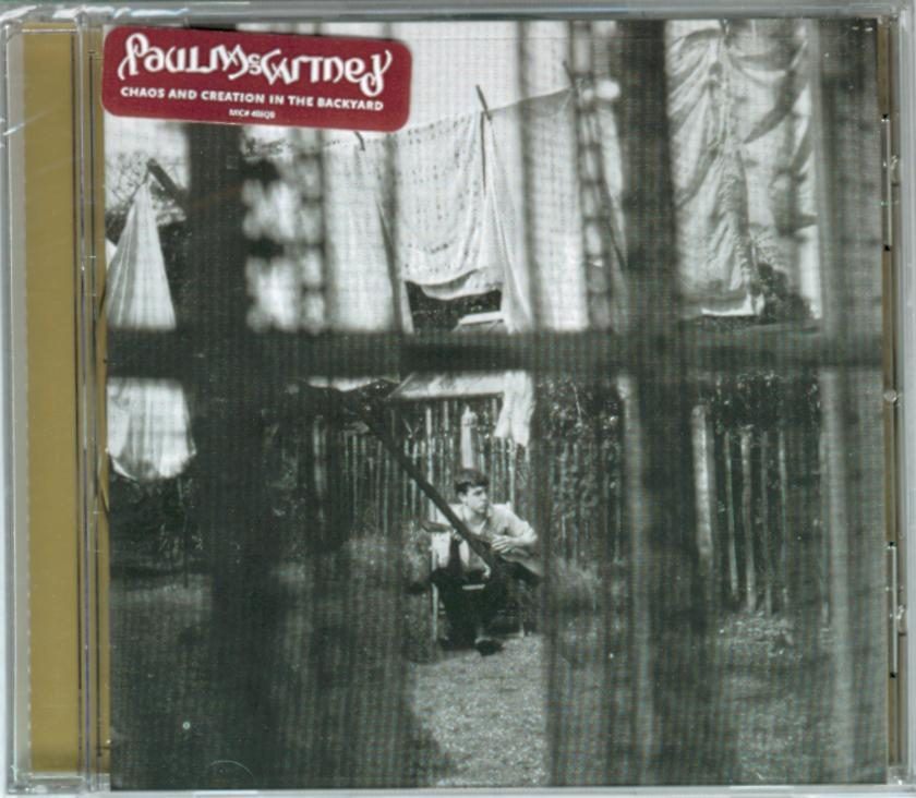PAUL McCATNEY; 2005er CD CHAOS AND CREATION ...