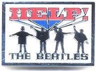 BEATLES: Pin HELP!