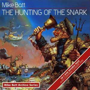 MIKE BATT (mit HARRISON & JULIAN LENNON u.a.): CD+DVD THE HUNTIN