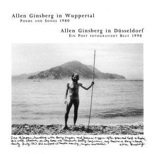 ALLEN GINSBERG: CD ALLEN GINSBERG IN WUPPERTAL
