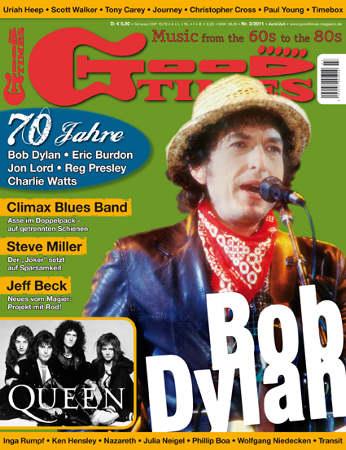 Musikzeitschrift GOOD TIMES 2011/03