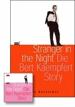 BUCH & CD STRANGER IN THE NIGHT - DIE BERT KAEMPFERT STORY
