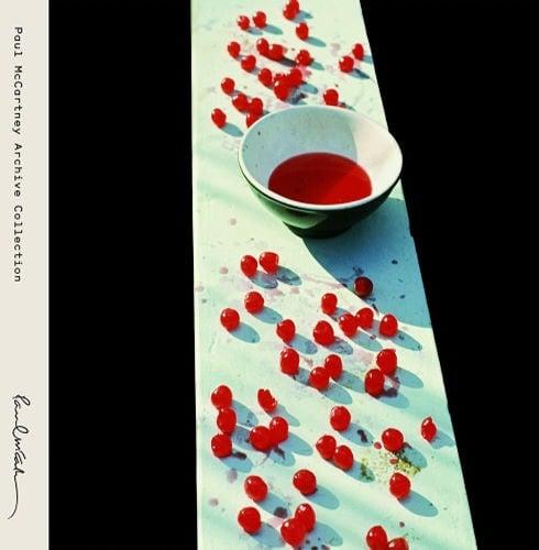 PAUL McCARTNEY: CD McCARTNEY