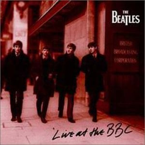 BEATLES: 1994er Doppel-CD LIVE AT THE BBC.