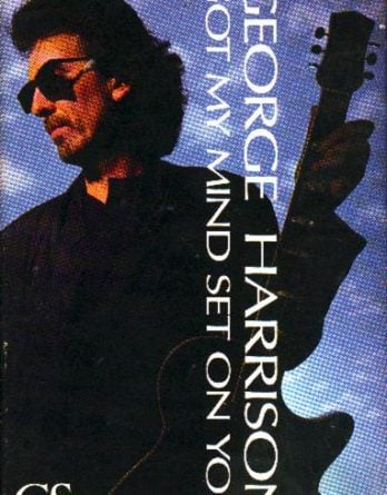 GEORGE HARRISON: Single-MC GOT MY MIND SET ON YOU