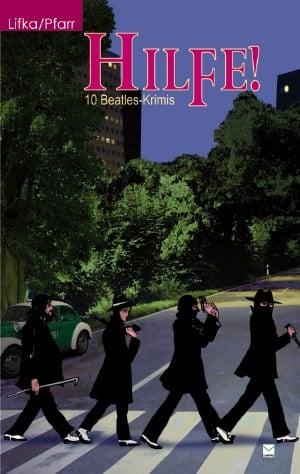 Buch HILFE! - 10 BEATLES-KRIMIS