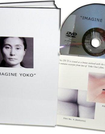 YOKO ONO: Buch mit DVD IMAGINE YOKO