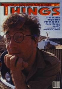 BEATLES: Fan-Magazin THINGS 189