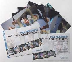 PAUL McCARTNEY:  Fotomappe WETTEN, DASS …?, SAARBRÜCK 1993