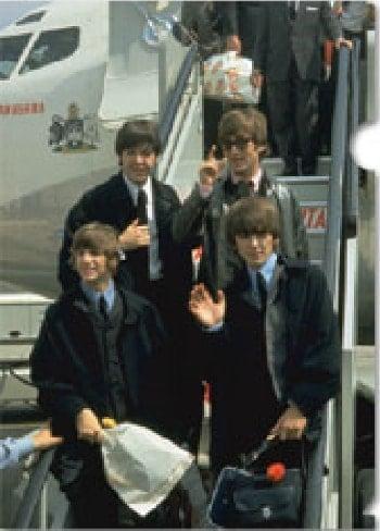 Aktenhülle THE BEATLES 1964 AUSTRALIA.