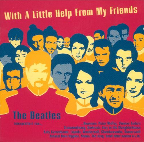verschiedene: CD WITH A LITTLE HELP FROM MY FRIENDS