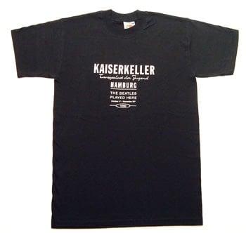 B T-Shirt KAISERKELLER HAMBURG