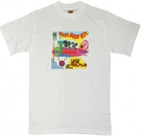 B T-Shirt HELLO GOODBYE