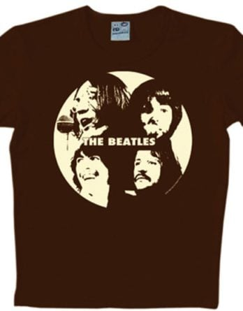 B T-Shirt THE  LET IT BE FACES