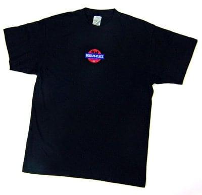 B T-Shirt BEATLES-PLATZ HAMBURG