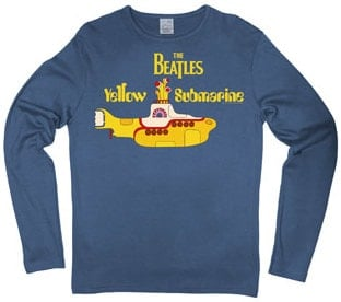 B longsleeve-Shirt YELLOW SUBMARINE