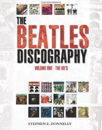 THE BEATLES: Discography Vol. 1 - The 60's