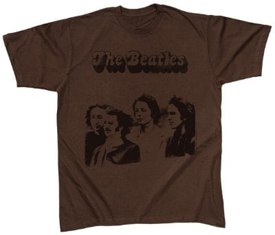 B T-Shirt FOTOSESSION 1968