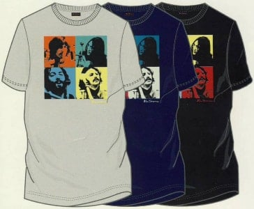 BEATLES: T-Shirt JANUARY 1969