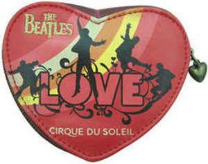 BEATLES- Geldbörse/Portemonnaie LOVE - CIRQUE DU SOLEIL