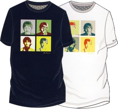 B T-Shirt BEATLES 1967