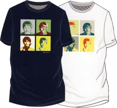 B T-Shirt BEATLES 1967
