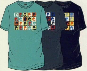 BEATLES T-Shirt A HARD DAY'S NIGHT