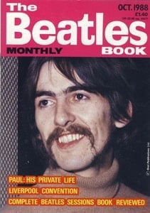 Fan-Magazin THE BEATLES (MONTHLY) BOOK 150