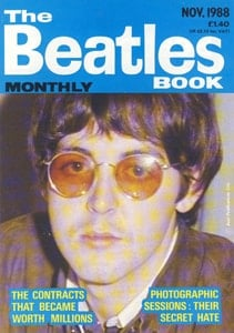 Fan-Magazin THE BEATLES (MONTHLY) BOOK 151