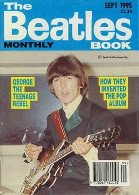Fan-Magazin THE BEATLES (MONTHLY) BOOK 233