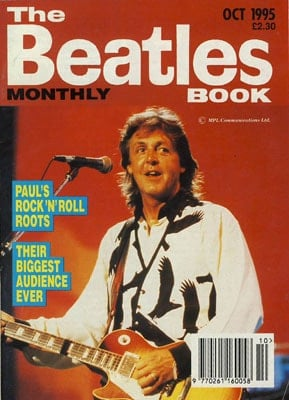 Fan-Magazin THE BEATLES (MONTHLY) BOOK 234