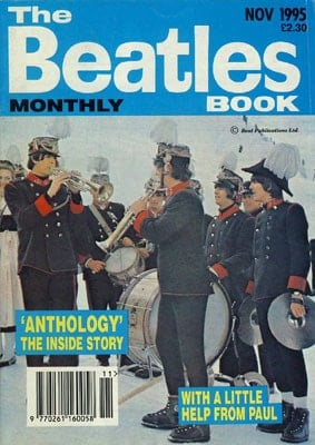 Fan-Magazin THE BEATLES (MONTHLY) BOOK 235