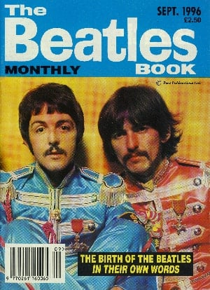 Fan-Magazin THE BEATLES (MONTHLY) BOOK 245